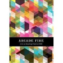 Arcade Fire - Live at Reading Festival - Poster / Capa / Cartaz - Oficial 1