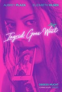 Ingrid Vai Para o Oeste - Poster / Capa / Cartaz - Oficial 3