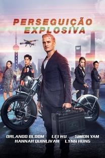 Perseguição Explosiva - Poster / Capa / Cartaz - Oficial 10