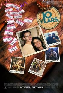 10 Anos de Pura Amizade - Poster / Capa / Cartaz - Oficial 1
