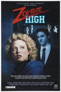 Zombie High - Alunas Muito Especiais - Poster / Capa / Cartaz - Oficial 2