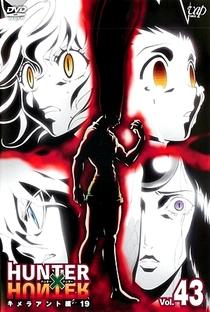 Hunter x Hunter II (Arco 6: Formigas Quimera) - Poster / Capa / Cartaz - Oficial 19