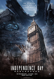 Independence Day: O Ressurgimento - Poster / Capa / Cartaz - Oficial 5