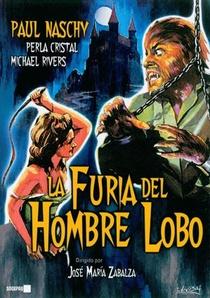 A Fúria do Lobisomem - Poster / Capa / Cartaz - Oficial 1