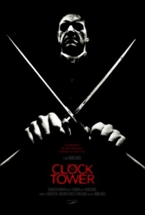 Clock Tower - Poster / Capa / Cartaz - Oficial 2