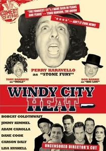 Windy City Heat - Poster / Capa / Cartaz - Oficial 1