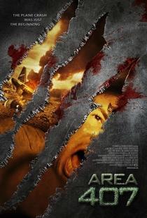 Area 407 - Poster / Capa / Cartaz - Oficial 4