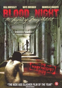 Noite Sangrenta: A Lenda de Mary Hatchet - Poster / Capa / Cartaz - Oficial 4