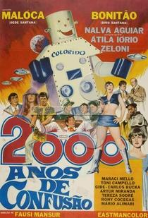 2000 Anos de Confusão - Poster / Capa / Cartaz - Oficial 1