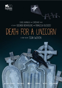 Death for a Unicorn - Poster / Capa / Cartaz - Oficial 1