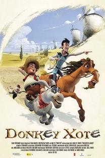 Donkey Xote - Poster / Capa / Cartaz - Oficial 2