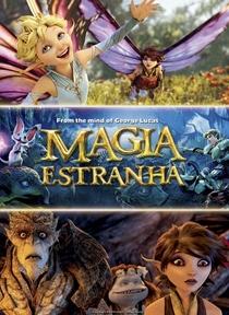 Magia Estranha - Poster / Capa / Cartaz - Oficial 3
