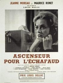 Ascensor Para o Cadafalso - Poster / Capa / Cartaz - Oficial 2