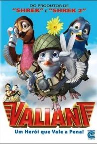 Valiant - Um Herói que Vale a Pena - Poster / Capa / Cartaz - Oficial 3