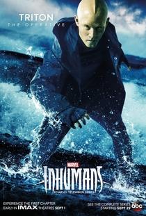 Inumanos (1ª Temporada) - Poster / Capa / Cartaz - Oficial 9