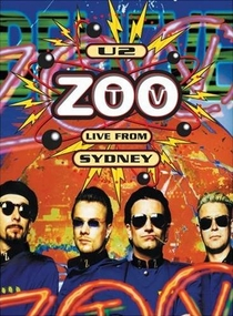 U2: Zoo TV Live from Sydney - Poster / Capa / Cartaz - Oficial 1