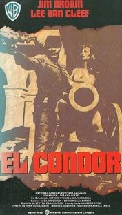 El Condor - Poster / Capa / Cartaz - Oficial 5