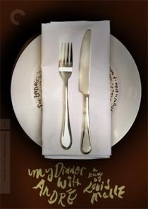 Meu Jantar com André - Poster / Capa / Cartaz - Oficial 1