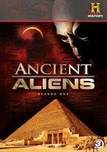 Alienígenas do Passado (1ª Temporada) - Poster / Capa / Cartaz - Oficial 1
