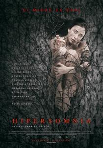 Hipersomnia - Poster / Capa / Cartaz - Oficial 1