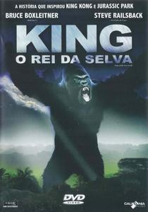 King - O Rei da Selva - Poster / Capa / Cartaz - Oficial 1