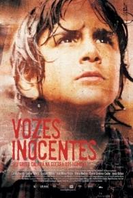 Vozes Inocentes - Poster / Capa / Cartaz - Oficial 4