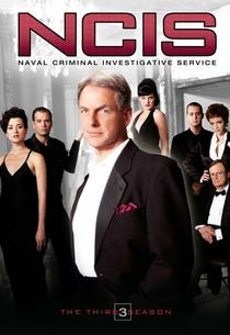NCIS: Investigações Criminais (3ª Temporada) - Poster / Capa / Cartaz - Oficial 1