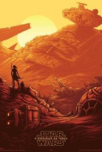 Star Wars, Episódio VII: O Despertar da Força - Poster / Capa / Cartaz - Oficial 29
