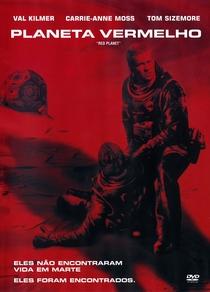 Planeta Vermelho - Poster / Capa / Cartaz - Oficial 4
