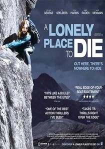 Um Lugar Solitário para Morrer - Poster / Capa / Cartaz - Oficial 2