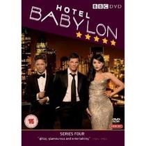 Hotel Babylon (4ª Temporada) - Poster / Capa / Cartaz - Oficial 1