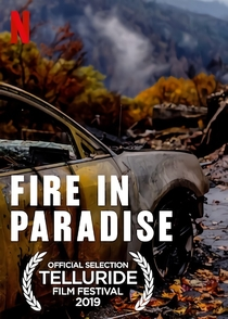 Paradise em Chamas - Poster / Capa / Cartaz - Oficial 3