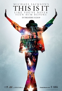 This Is It - Poster / Capa / Cartaz - Oficial 2