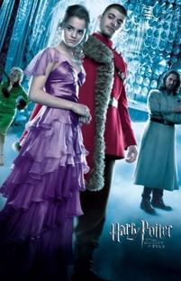 Harry Potter e o Cálice de Fogo - Poster / Capa / Cartaz - Oficial 4