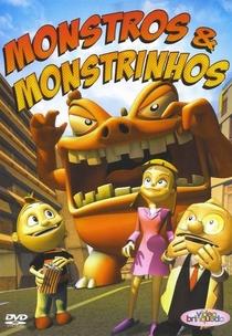 Monstros e Monstrinhos - Poster / Capa / Cartaz - Oficial 1