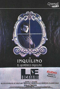 O Inquilino - Poster / Capa / Cartaz - Oficial 3