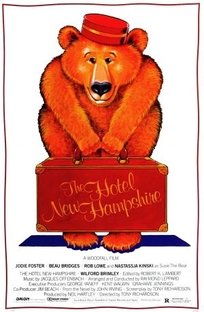 Um Hotel Muito Louco - Poster / Capa / Cartaz - Oficial 1