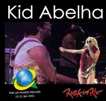 Kid Abelha: Rock in Rio III - Poster / Capa / Cartaz - Oficial 2