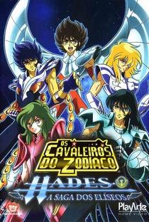 Anime Os Cavaleiros do Zodíaco - Hades, A Saga dos Elíseos - Download