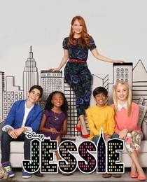 Jessie (4ª Temporada) - Poster / Capa / Cartaz - Oficial 4