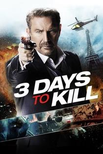 3 Dias Para Matar - Poster / Capa / Cartaz - Oficial 7