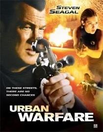 Guerra Urbana - Poster / Capa / Cartaz - Oficial 1