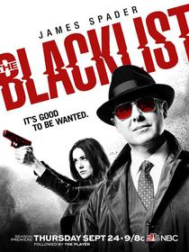 Lista Negra (3ª Temporada) - Poster / Capa / Cartaz - Oficial 1