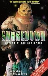Shakedown - Return of the Sontarans - Poster / Capa / Cartaz - Oficial 1