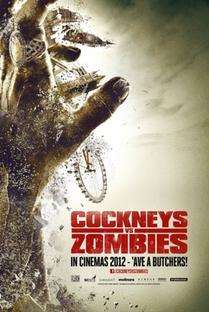 Cockneys vs. Zombies - Poster / Capa / Cartaz - Oficial 7