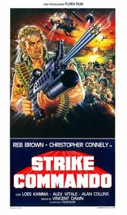 Comando de Ataque - Poster / Capa / Cartaz - Oficial 2