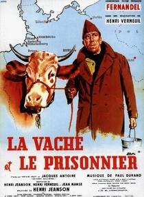 A Vaca e o Prisioneiro - Poster / Capa / Cartaz - Oficial 1