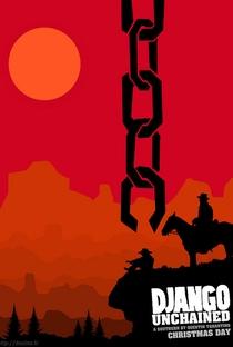 Django Livre - Poster / Capa / Cartaz - Oficial 20