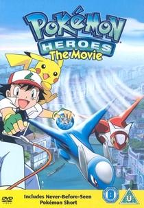 Pokémon 5: Heróis - Poster / Capa / Cartaz - Oficial 2