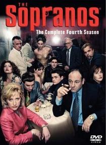 Família Soprano (4ª Temporada) - Poster / Capa / Cartaz - Oficial 1
